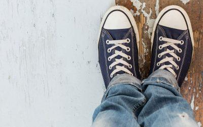 Postura e scelta delle scarpe