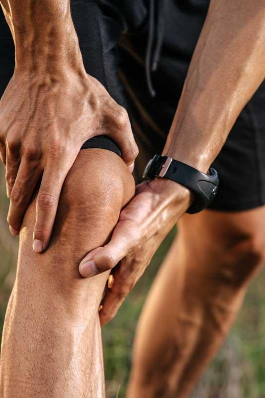 Dolore ginocchio artrosi